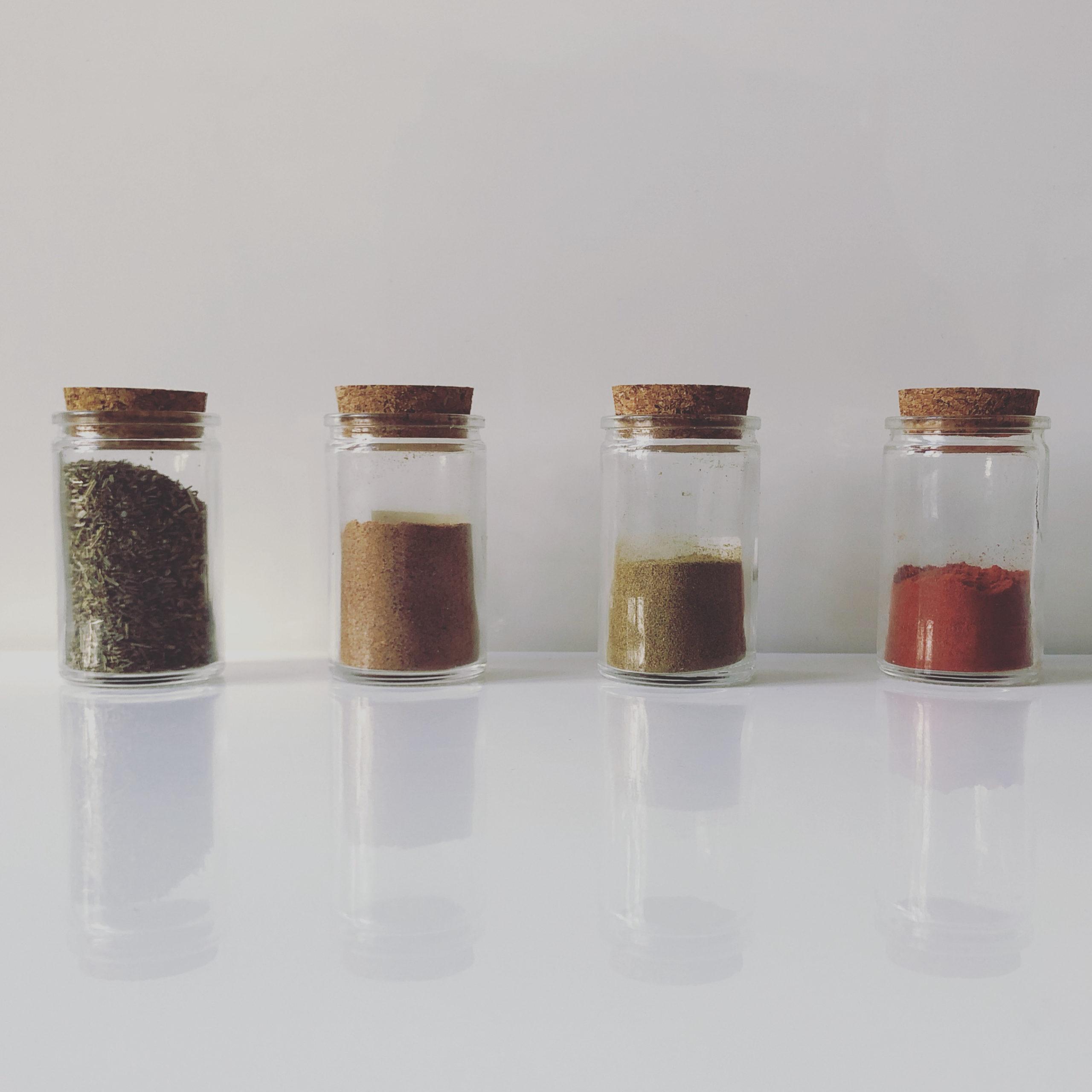 Organisation des épices