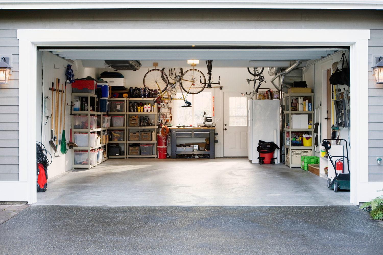 garage organisé